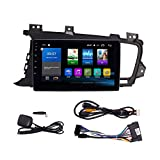 Android 9.1 Autoradio Car Navigation Stereo Multimedia Player GPS Radio 2.5D IPS Touch Screen for KIA K5 2009-2015