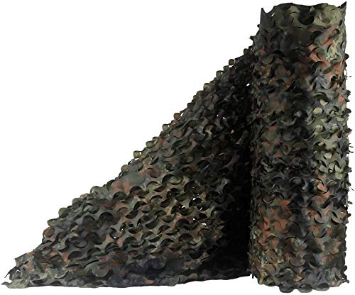 Teez Sitong Bulk Roll Camo Netting for Hunting Military Decoration Sunshade
