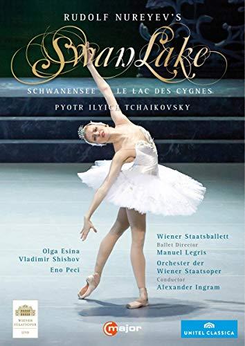 Rudolf Nureyev's Swan Lake (Schwanensee) (Wiener Staatsoper 2014) [DVD]