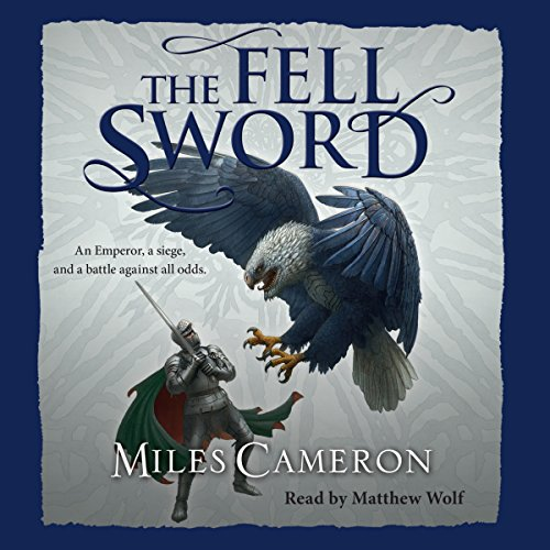 The Fell Sword audiobook cover art