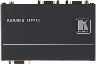 KRAMER VP-200K Kramer Electronics VP-200K Distribution Amplifier VGA 1 In Out 1 Kramer VP-200K 1:2 XGA DA with KR-ISP?aó Signal Processing. Selectable