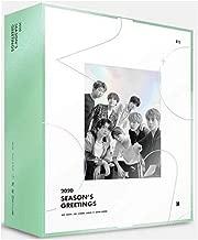 BTS Bangtan Boys - BTS 2020 Season's Greetings Calendar Set+Making DVD+Love Yourself 轉 'Tear' Silicon ID Card Badge Holder with Lanyard