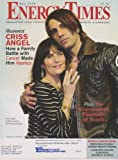 Criss Angel Cover Energy Times Magazine May 2008