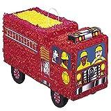 Unique Party - 6606 - Pinata Camion De Pompier