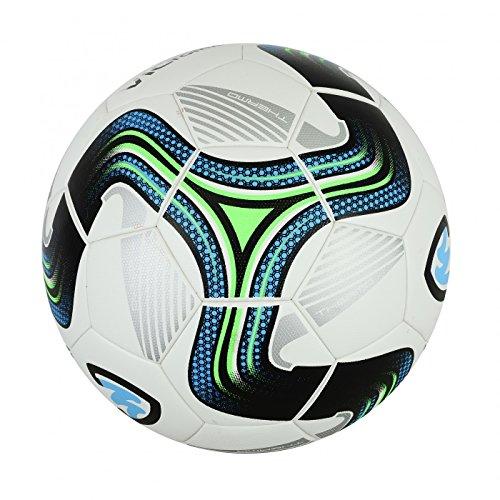 German Wear Striker Fußball Größe 5 PU 1,0 mm Thermo Bonded Match Ball Turnierball