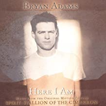 Here I am/You can't take me ('Spirit-Stallion of the cimarron', 2002, cardsleeve) by Bryan Adams
