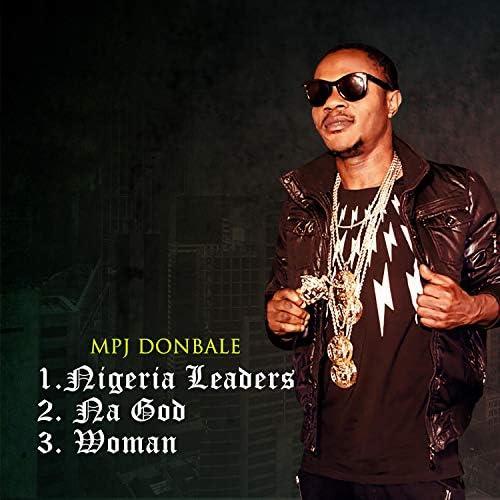 MPJ DONBALE feat. Ninokruz, Youngb, Eedris Abdulkareem, Q-KREST & UyiCiti