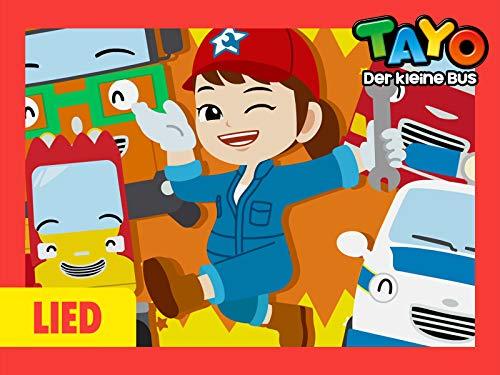 Tayo Autos Lieder - Helden Reperaturwerkstatt