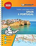 Spain & Portugal 2020 - Tourist and Motoring Atlas (A4-Spiral): Tourist & Motoring Atlas A4 spiral