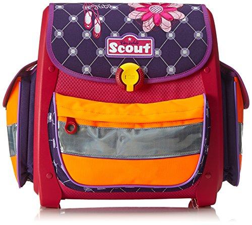 Scout Schulranzen Kinder-Rucksack, Lila