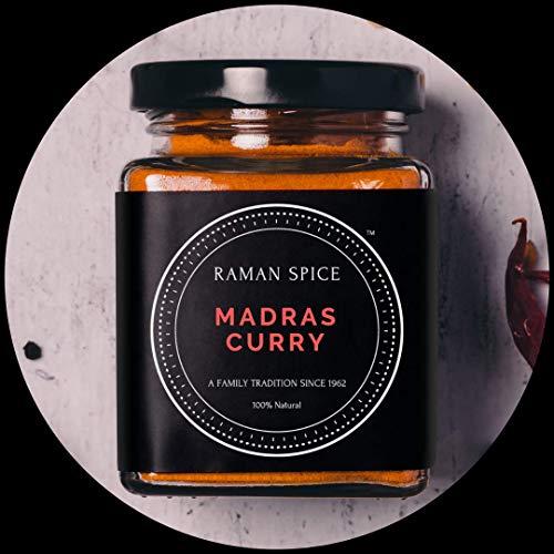 Raman Spice Madras Curry Powder