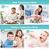 Immagine 2 termometro infrarossi digitale allarme temperatura