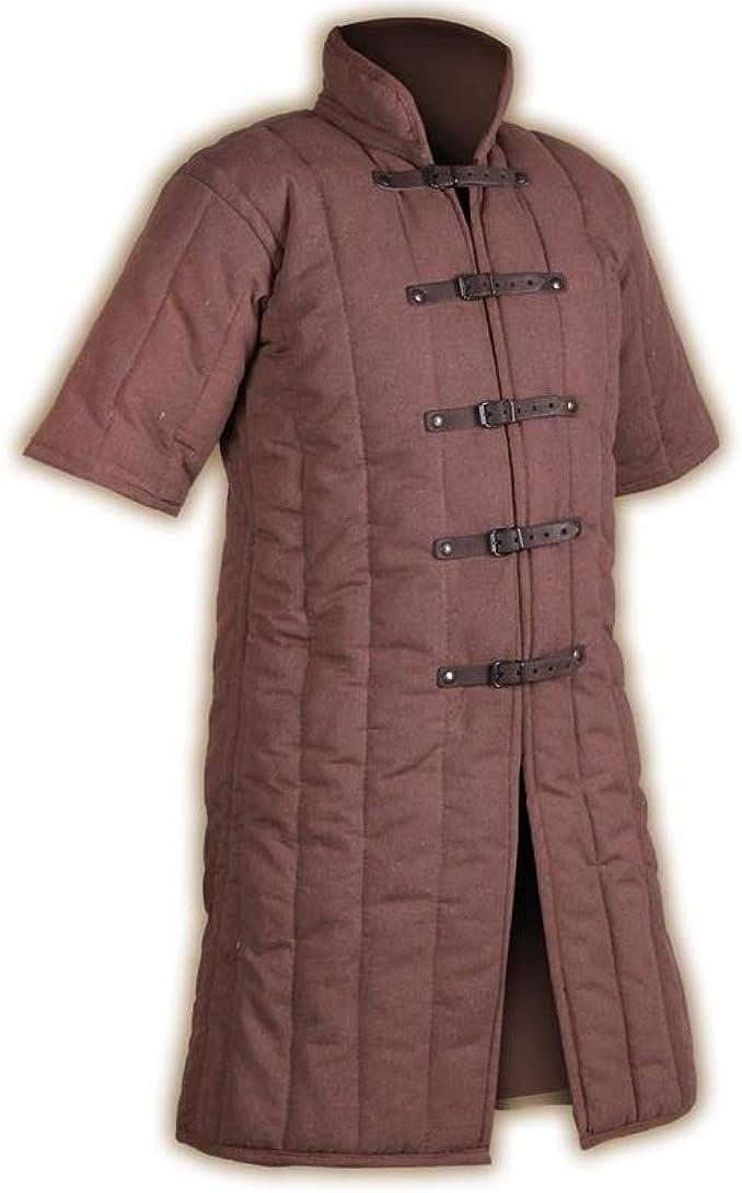 RHI Medieval Era Armor Clothing Cotton Padded Fabrics Gambeson I