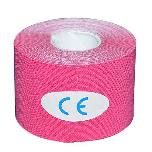 Gifftiy Amerikaanse Voetbal Dij & Knie Padskinesiologie Tape Atletische Tape Sport Recovery Tape Strapping Gym Fitness Tennis Hardlopen Knie Spierbeschermer Schaar