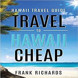 Hawaii Travel Guide audiobook cover art