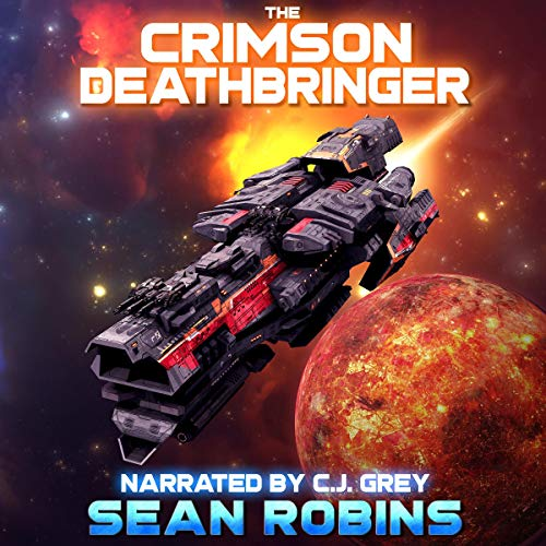 The Crimson Deathbringer cover art