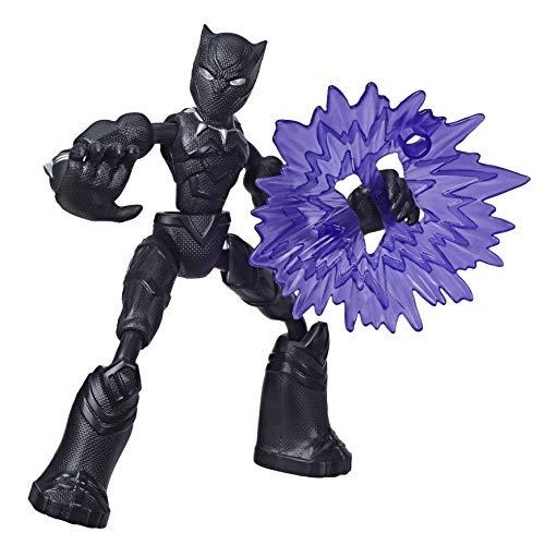 Marvel acción de los Vengadores Bend and Flex de...
