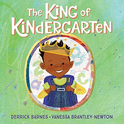『The King of Kindergarten』のカバーアート
