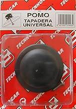 Distribuidora Ersa Pomo Tapadera, Negro, 16,5 x 11,5 x 4,4 cm