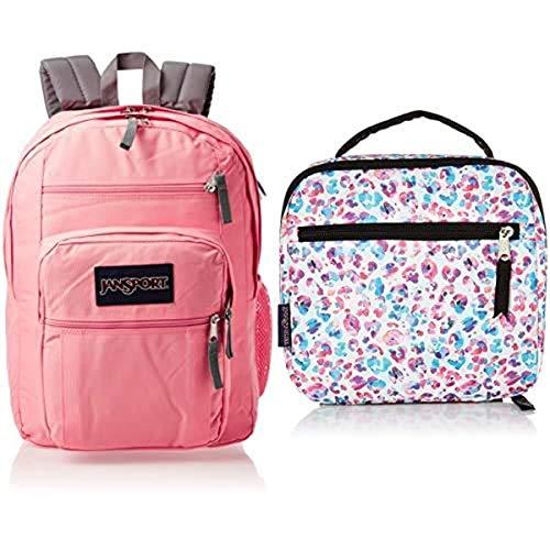 JanSport Back to School Backpack Bundle-Big Student, Lunch Box