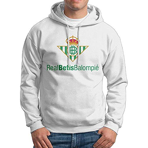 Men Real Betis Custom Cool 100% Cotton Hoodie