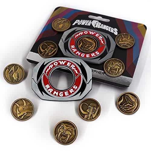 Power Rangers - Legacy Morpher Pin Set