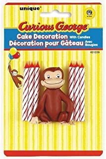curious george cake decorating game