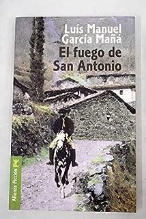 El fuego de San Antonio / The fire in San Antonio (Alianza Ficcion) (Spanish Edition)