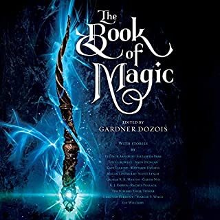 The Book of Magic audiobook cover art