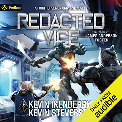 Redacted Vice: Rise of the Peacemakers, Book 6