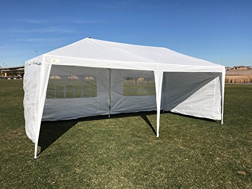 Palm Springs Outdoor Wedding tent