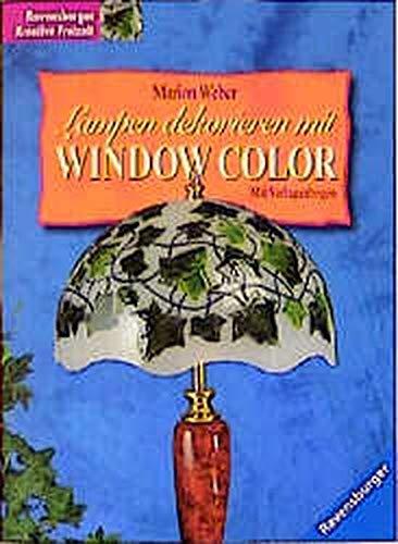 Lampen dekorieren mit Window Color