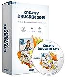 FRANZIS Kreativ Drucken 2019 2019 offline nutzbar Ohne Abo Für PC Windows 10 / 8.1 / 8 / 7 Disc Disc
