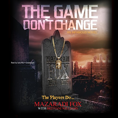 The Game Don't Change audiobook cover art