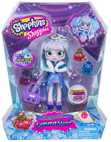 Moose Shopkins Shoppies Gemma Stone Doll