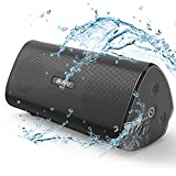 AY Portable Wireless Bluetooth 4.2 Speakers 30W with HD Stereo Sound, Extra Bass, Waterproof IPX7, TWS Technology, Built in Mic, 24H Playback, Perfect for Camping, Outdoors, Party.