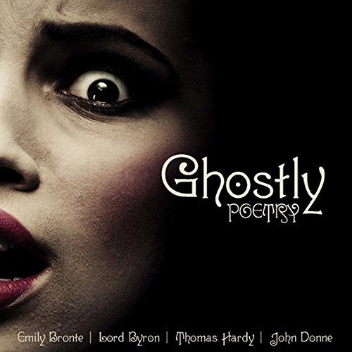 Ghostly Poetry audiobook cover art