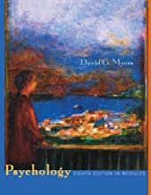 Psychology: In Modules, 8th Edition