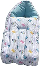 Amardeep Blue Color Baby Quilt/Sleeping Bag Cum Baby Carry Bag 64 * 41 cm