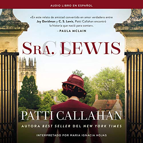 Sra. Lewis [Becoming Mrs. Lewis] audiobook cover art