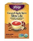 Yogi Tea, Caramel Apple Spice Slim Life, 16 Count