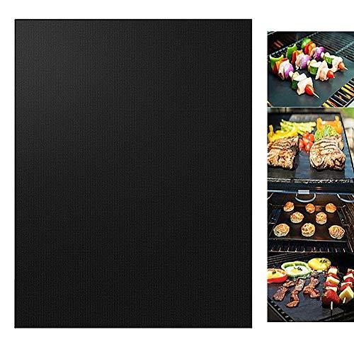 FASHION AMA Grillmatten Grillmatt Backofen Für Lüfterunterstützte Öfen Grillmatte Ofenauskleidungen Für Den Boden des Ofens Grillmatten Grill Mesh Grillmatte 1
