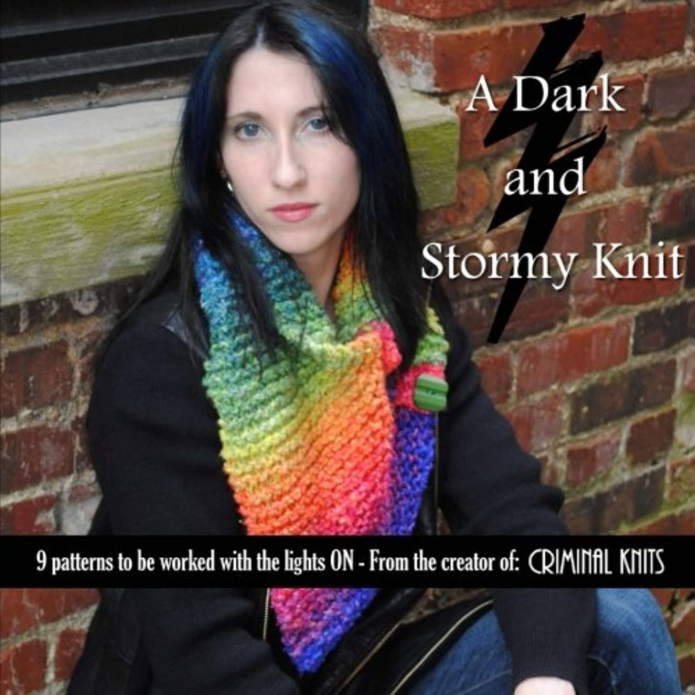 A Dark and Stormy Knit: 9 winter patterns to be worked with the lights ON