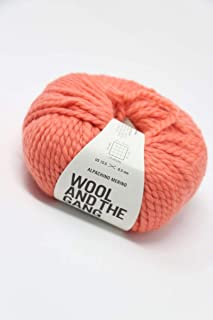 Wool & The Gang - Alpachino Merino Pink Sherbert
