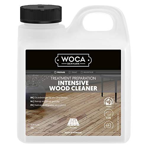 Woca Intensivreiniger 1 Liter für Holzböden sowie Kork- und Vinylböden