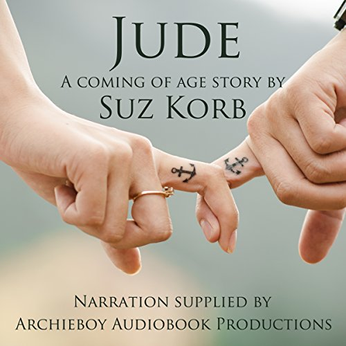 Jude audiobook cover art