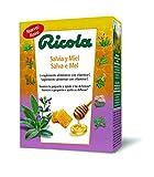 Ricola caramelos - caja/estuche defensas 50g, sabor salvia y miel