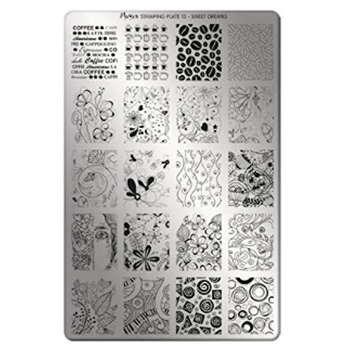 Moyra Sets De Uñas Moyra Gemas Para Diseño Nº 13 - Tamaño 6 - (100 Unidades) - 1 unidad