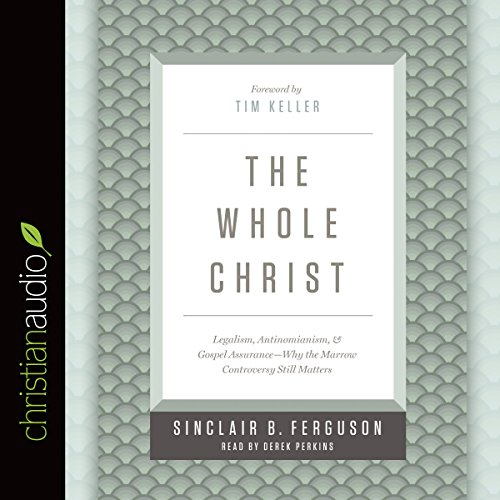 The Whole Christ audiobook cover art