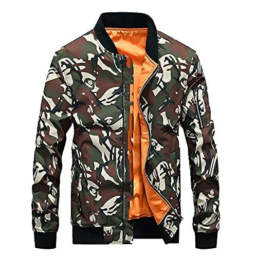 N\P Chaqueta hombre primavera otoño eso es una chaqueta deportiva cómoda casual